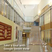 Google Street View tour of CMCC