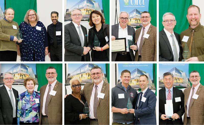Partnership Appreciation Award Recipients